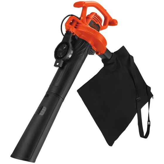 Black Decker Bv2900 11amp 3 N 1 Corded Er Vacuum Mulcher