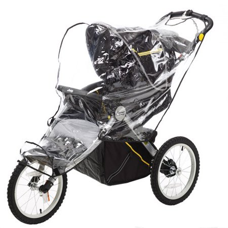 jeep jogging stroller weather shield, baby rain cover ...