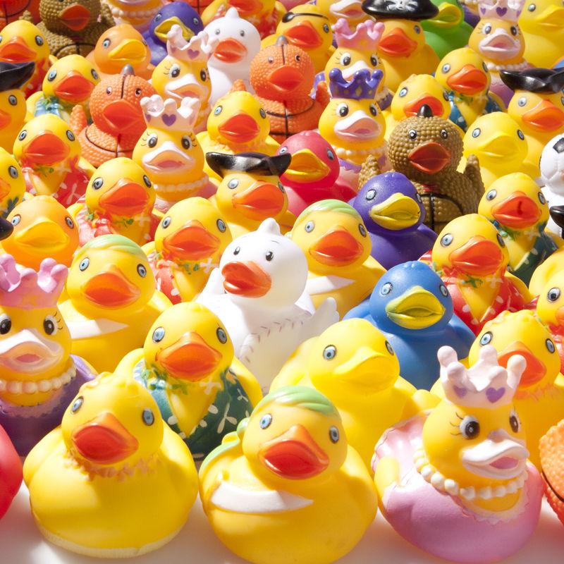 Mega Rubber Duck Assortment by Rhode Island Novelty