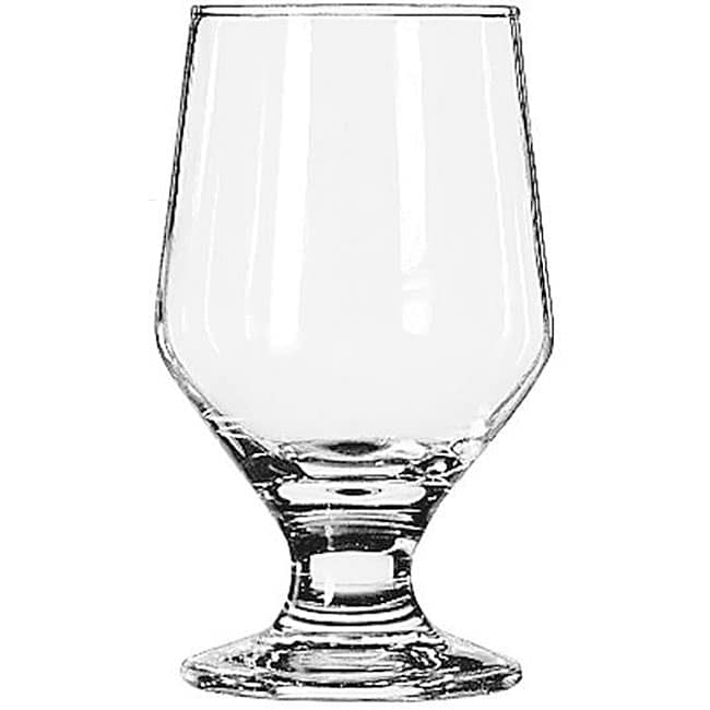 Libbey Estate 10.5-oz Footed All-purpose Goblets (Case of...