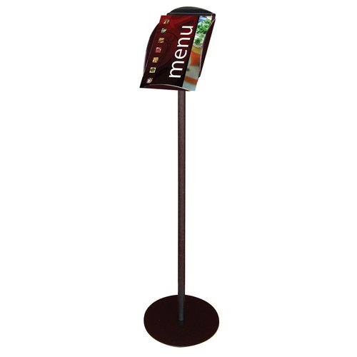 Deflect-o Literature Tray Floor Display Stand by DEFLECT-O