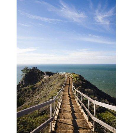 Muir Beach Overlook Golden Gate National Recreation Area San Francisco Bay California