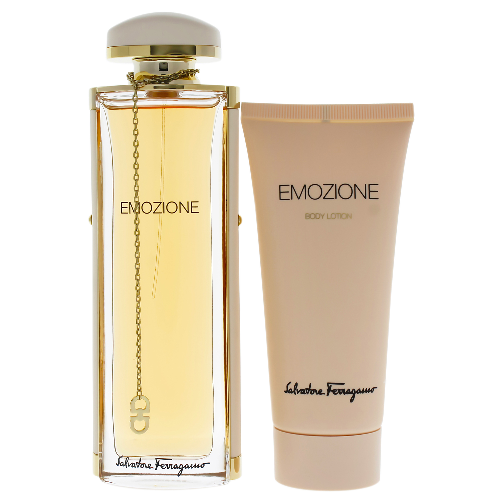 d48674bfb5aa8 Salvatore Ferragamo Emozione 3.1oz Eau De Parfum Spray, 3.4oz Body Lotion 2  Pc Gift Set - Walmart.com