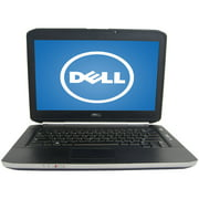 "Refurbished Dell 14"" E5420 Laptop PC with Intel Core i5 Processor, 6GB Memory, 256GB Solid State Drive and Windows 10 Home"