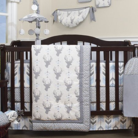 Nursery In A Bag Crib Bedding Set