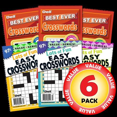 Dell Horoscope Magazine (Penny Dell Favorite Crossword 6-Pack)