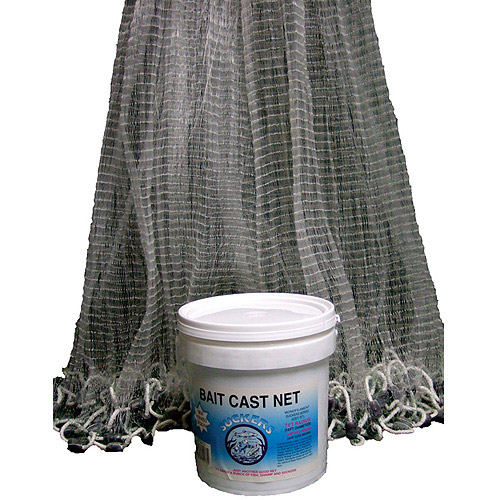 Lee Fisher Mono-Cast Cast Net