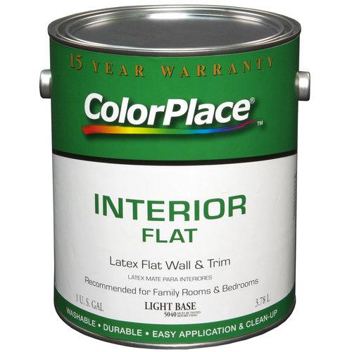 Color Place Interior Flat Light Paint Base