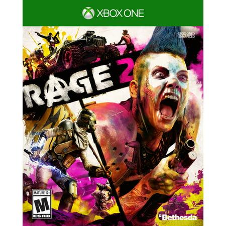Rage 2, Bethesda, Xbox One, 093155174085