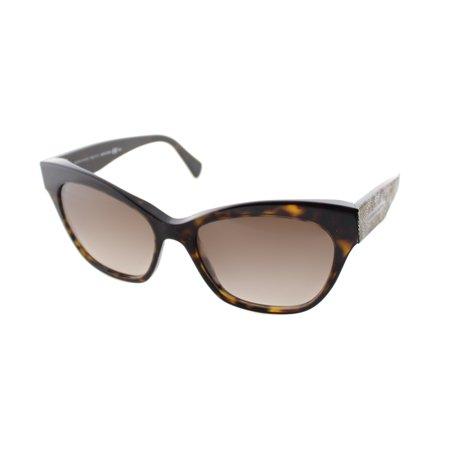 Alexander McQueen AM4261 OFT Women's Cat-Eye Sunglasses - Lightning Mcqueen Sunglasses