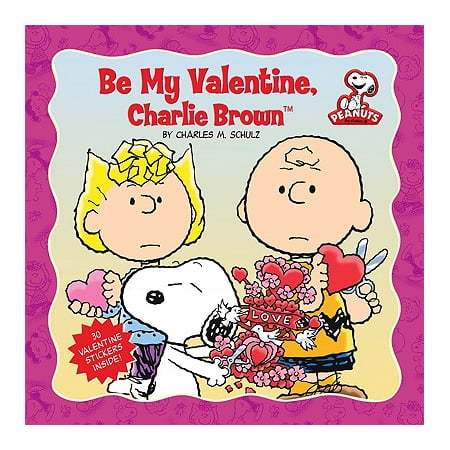 Peanuts: Be My Valentine, Charlie Brown](Peanut Charlie Brown)