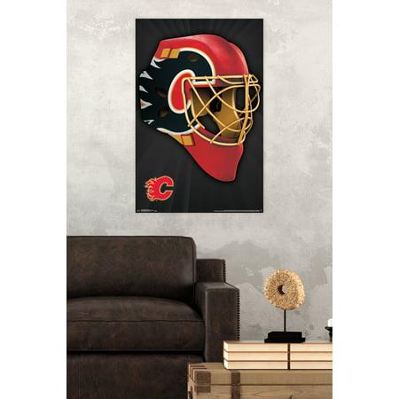 Calgary Flames Rocks - Calgary Flames® - Mask