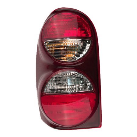 New Left Tail Light Embly Driver Side Fits 2005 2007 Jeep Liberty