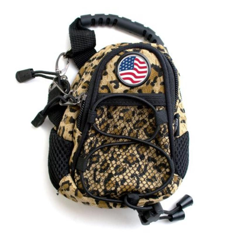 CMC Golf USA Flag Mini Day Pack (Cheetah)