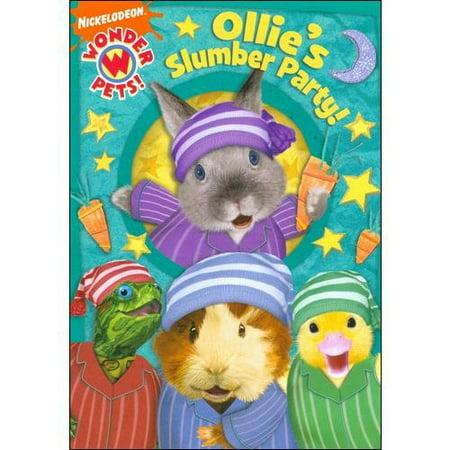 Wonder Pets!: Ollie's Slumber Party (Full Frame)](Slumber Party Ideas)