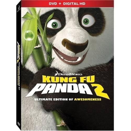 Kung Fu Panda 2 (DVD + Digital Copy) (With INSTAWATCH)