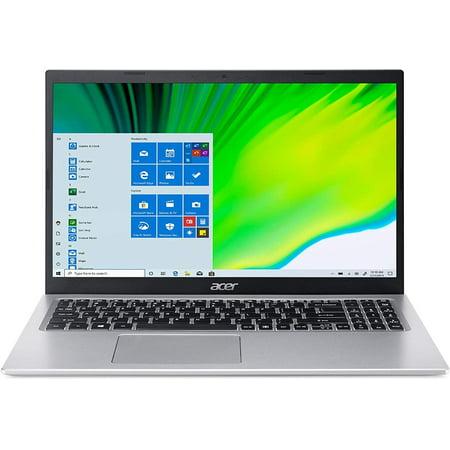 "Acer Aspire 5 A515-56-363A, 15.6"" Full HD IPS Display, 11th Gen Intel Core i3-1115G4 Processor, 4GB DDR4, 128GB NVMe SSD, WiFi 6, Backlit Keyboard, Windows 10 Home (S mode)"