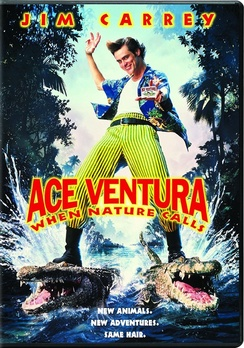 Ace Ventura: When Nature Calls (DVD) by Sony Pictures Home