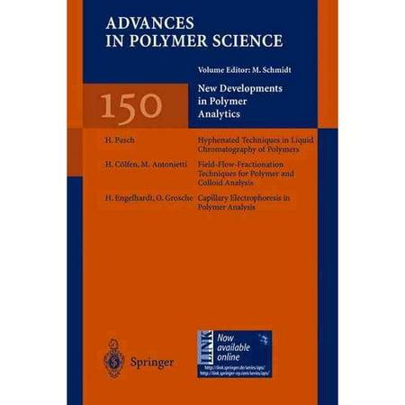 New Developments In Polymer Analytics I