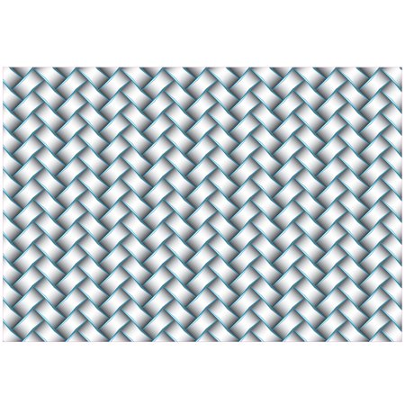 Embossing Trim - Sizzix 3D Textured Impressions Embossing Folder Woven