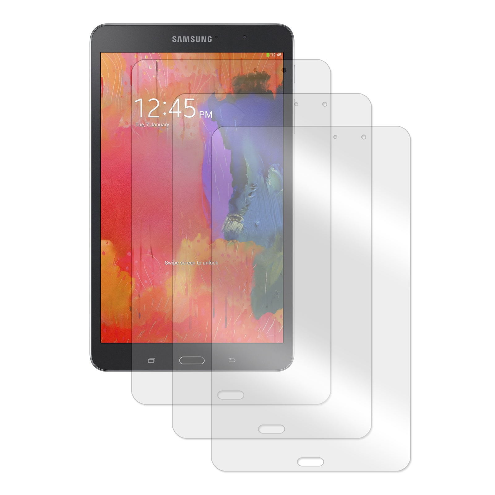 """Screen Protector for Samsung Galaxy Tab Pro 8.4"""" Tablet- Set of 3"""
