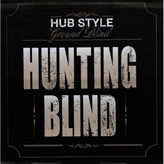 Hub Style Hunting Blind Walmartcom
