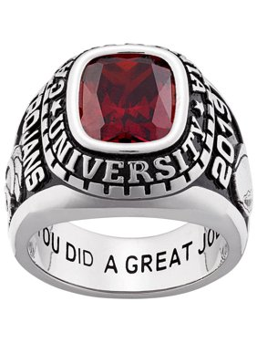 Personalized Men's Classic Class Ring