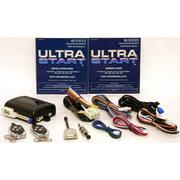 Ultrastart U1280-XR-PRO 2800 Foot Car Remote Starter Keyless Entry Ultra Start