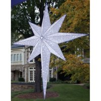 Northlight Seasonal Moravian Star Commercial Hanging Christmas Light Decoration