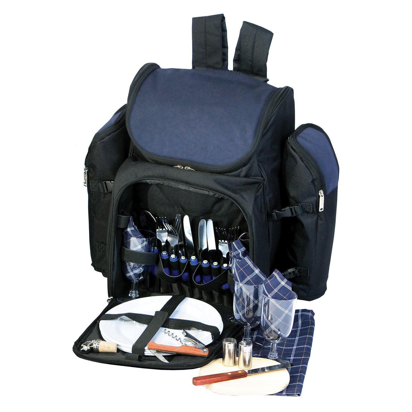 Picnic Plus Tandoor 4 Person Picnic Backpack