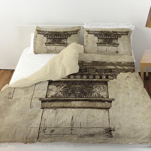 Manual Woodworkers & Weavers Column I Duvet Cover