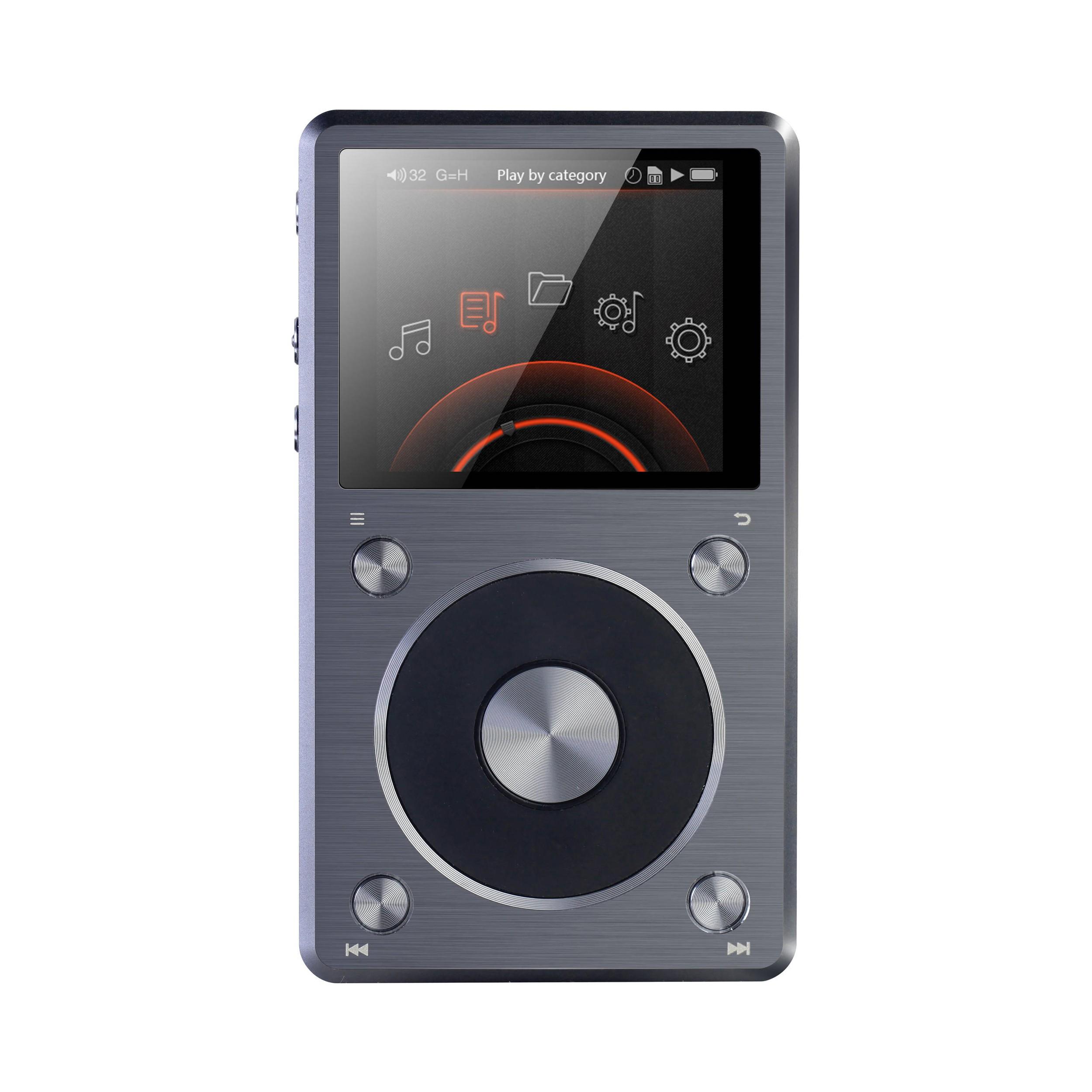 FiiO X5-II High Resolution Lossless Music Player Titanium