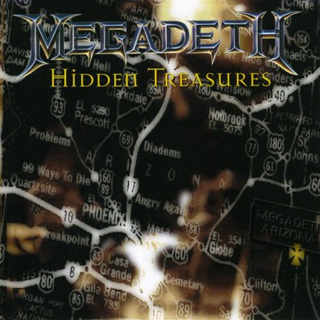 Hidden Treasures Cd Storage - Hidden Treasures (CD)