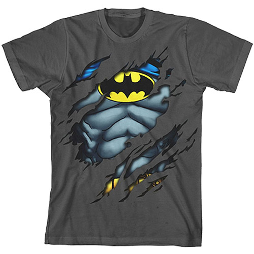 DC Comics Boys' Batman Graphic Tee