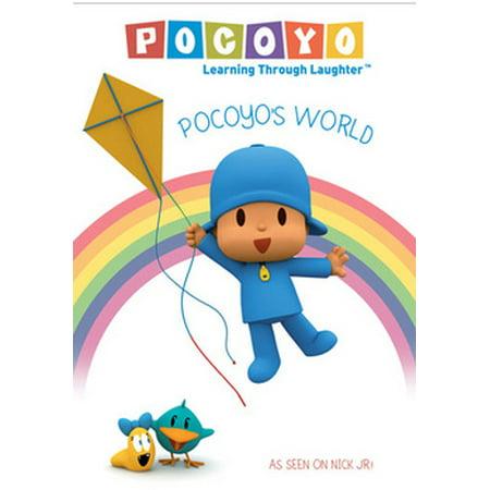 POCOYO-POCOYOS WORLD (DVD) - Pocoyo World Halloween