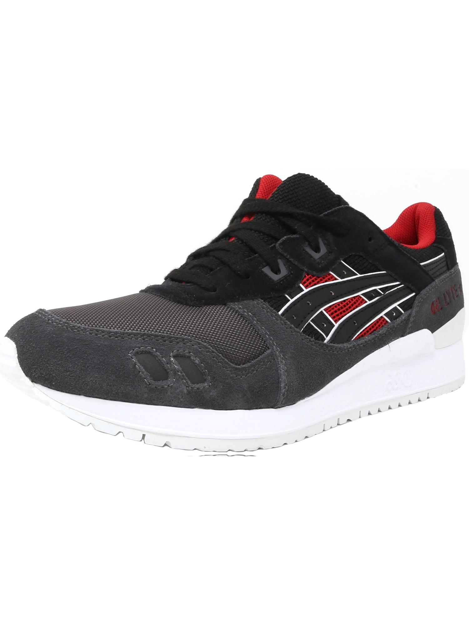 ASICS Men's Gel-Lyte Iii White / Ankle-High Leather Running Shoe - 9.5M