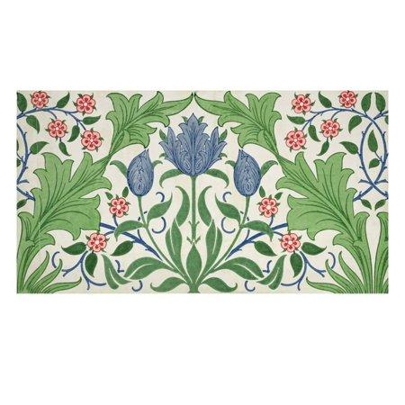 Floral Wallpaper Design Print Wall Art By William Morris