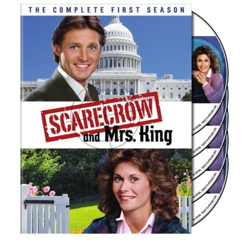 Scarecrow And Mrs. King: The Complete First Season (Full Frame)