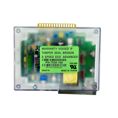 HEATILATOR ECOCHOICE CONTROL BOX CIRCUIT BOARD, PS35, PS50, CAB50