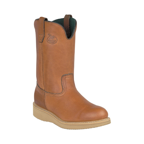 "Men's Georgia Boot G53 11"" Safety Toe"