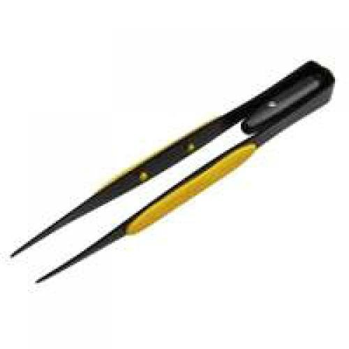 General Tools 70401 Ut Pointed Lighted Tweezers Illuminated Pointed Tip - Each