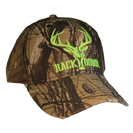 - RackHound Realtree Hardwoods HD Camo Hunting Cap