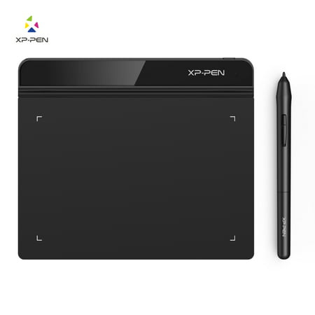 XP-PEN StarG640 osu! Tablet Ultrathin Tablet Drawing Tablet Digital Graphics Tablet with Battery-free Stylus 8192 levels pressure 6x4