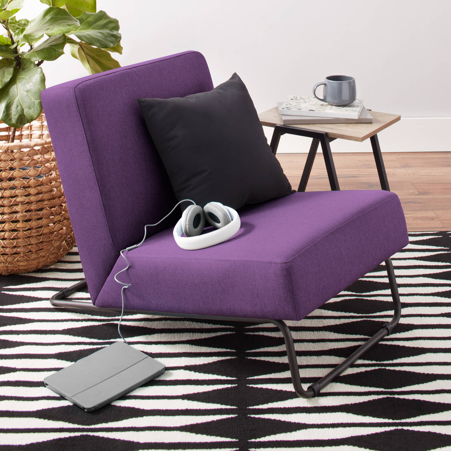 Mainstays Kickstand Chair