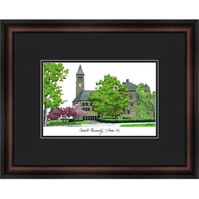 Campus Images NY996A Niversity Academic Lithograph Frame