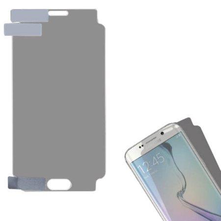 Lcd Anti Glare Film - Insten Matte Anti-Glare LCD Screen Protector Film Cover For Samsung Galaxy S6 Edge