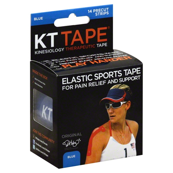 Lumos KT Tape  Sports Tape, 14 ea