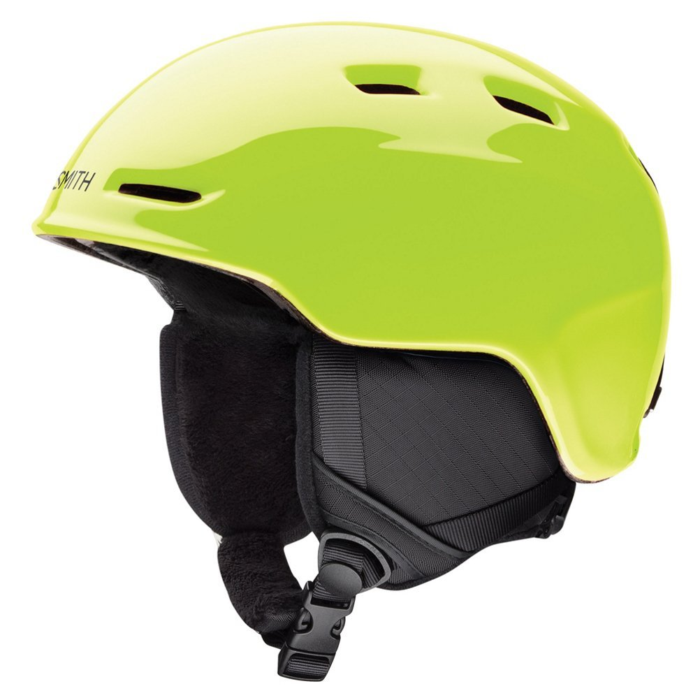 Smith Optics Zoom Jr Ski Snow Helmet (Acid Youth Small) by Smith Optics