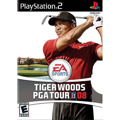 Tiger Woods Pga Tour 08 (ps2) - Pre-owne