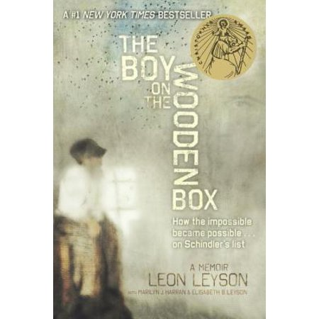 The Boy on the Wooden Box (Hardcover) (The Boy On The Wooden Box)